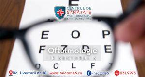 Control oftalmologic pentru o vedere sănătoasă!