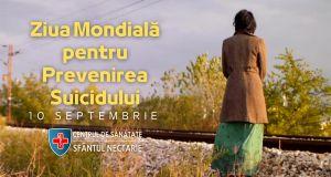 10 septembrie - Ziua Mondială pentru Prevenirea Suicidului