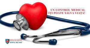 În România, la 30 de minute, o persoană suferă un infarct!