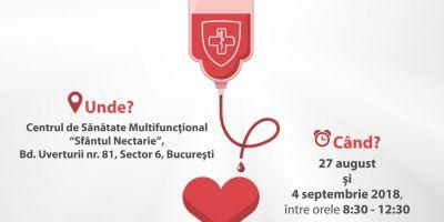 """Participă și tu la campania """"6 PENTRU VIAȚĂ!"""""""