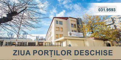 """13 decembrie 2018 - ziua porților deschise la Centrul de Sănătate Multifuncțional """"Sfântul Nectarie"""""""
