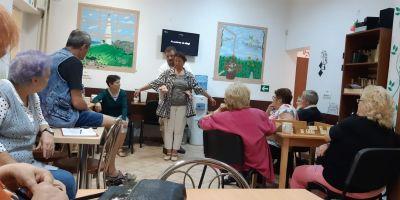 Măsuri de prim-ajutor pentru persoanele vârstnice din Sectorul 6