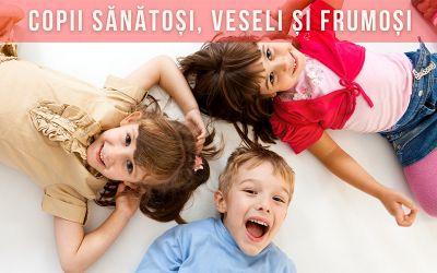Activitate în cadrul campaniei Copii sănătoși, veseli și frumoși (31 mai 2021 - 4 iunie 2021)
