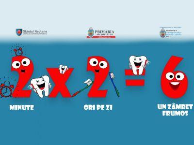 Campanie de informare privind sănătatea orală