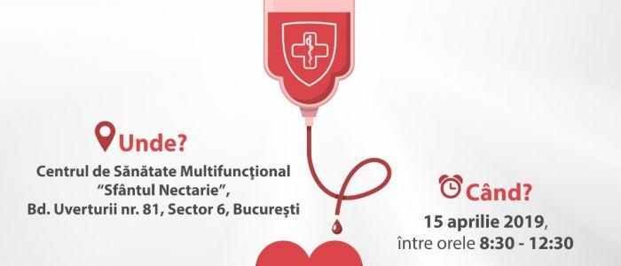 """Implicarea noastră, contează! Campania """"6 PENTRU VIAȚĂ!"""", Ediția a II-a"""
