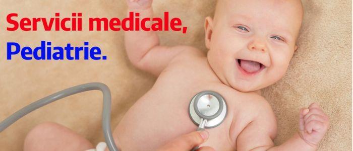 Servicii medicale de calitate pentru copilul tău la cabinetul de Pediatrie din cartierul Militari