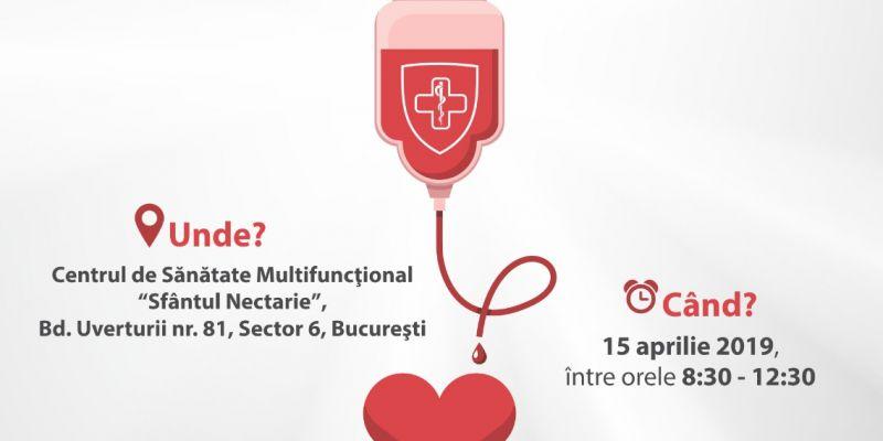 """Fiți alături de noi în campania """"6 PENTRU VIAȚĂ!"""" / Ediția a II-a"""