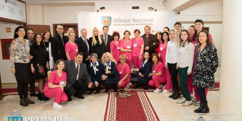 S-a deschis primul Centru de Sănătate Multifuncțional din Sectorul 6